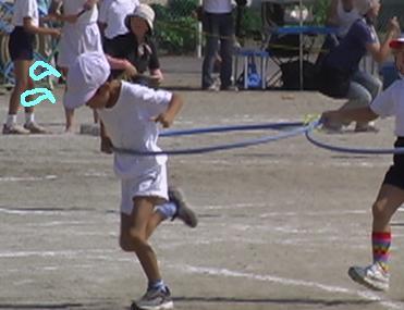 長男運動会2007_2