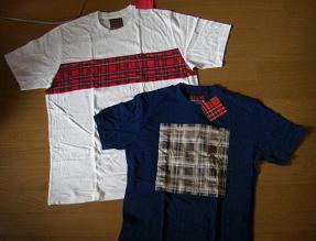 ユニクロTシャツ2