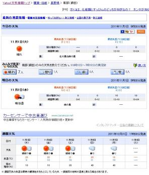 20111101_週間天気