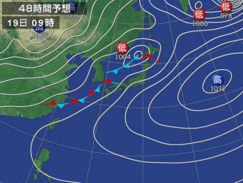 20111118天気図