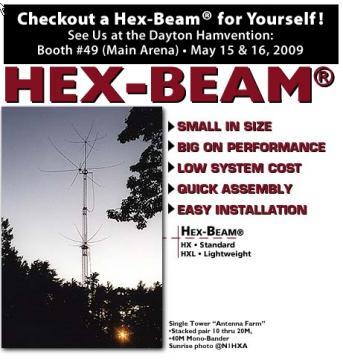 HEX-BEAM