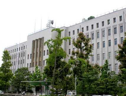 大阪府庁舎