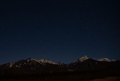 ふたご座流星群2011_02