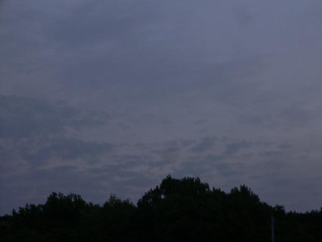 怪しい雲? -3-