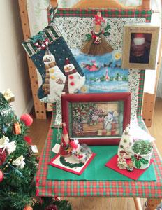 クリスマスコーナー