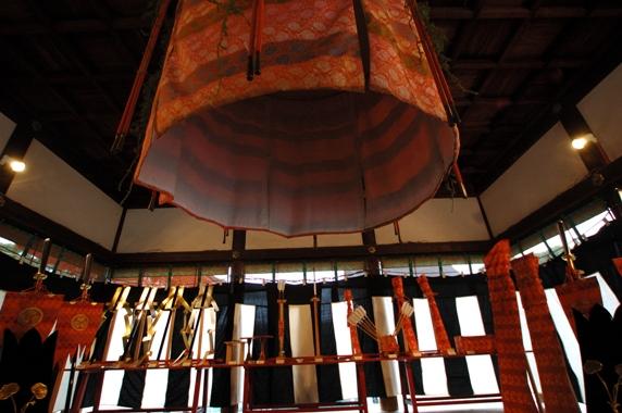 下鴨神社 秋の特別拝観 1