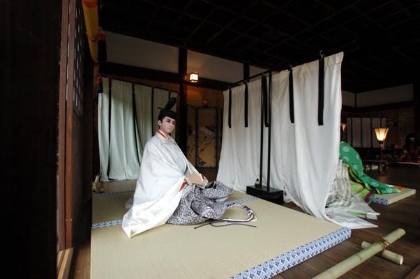 下鴨神社 秋の特別拝観2