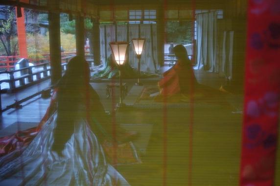 下鴨神社 秋の特別拝観4