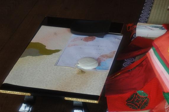 下鴨神社 秋の特別拝観6
