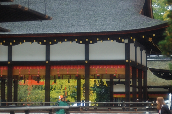 下鴨神社 秋の特別拝観12