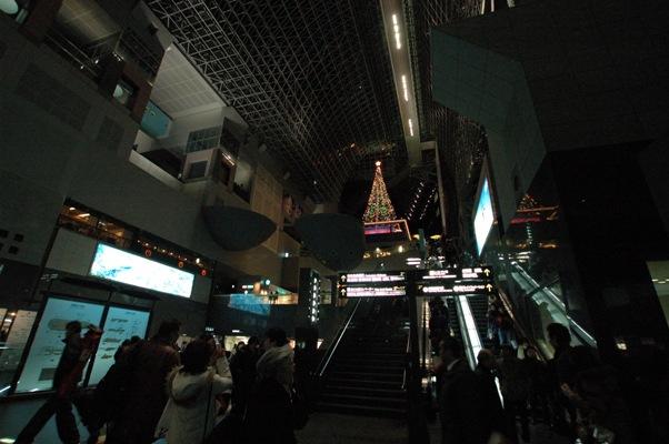 京都駅ツリー4