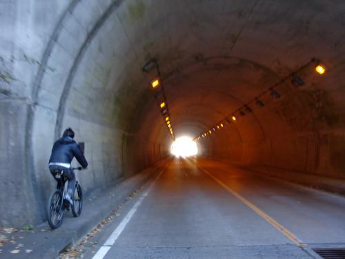 トンネル11.3