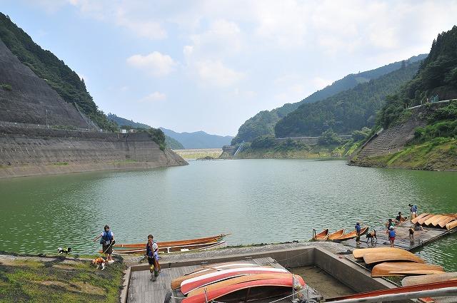 2009.8.29(名栗湖カヌー体験) 291