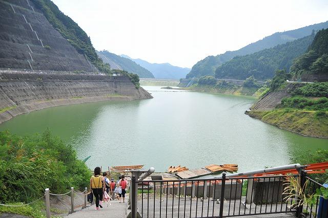 2009.8.29(名栗湖カヌー体験) 008