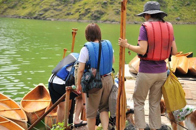 2009.8.29(名栗湖カヌー体験) 010