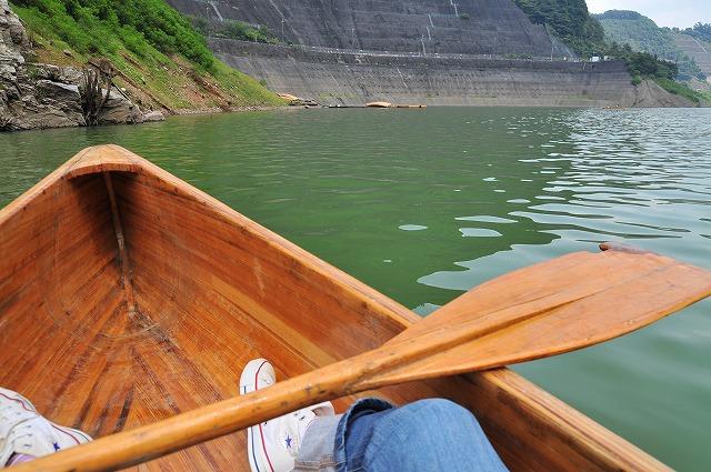 2009.8.29(名栗湖カヌー体験) 272