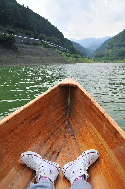 2009.8.29(名栗湖カヌー体験) 263