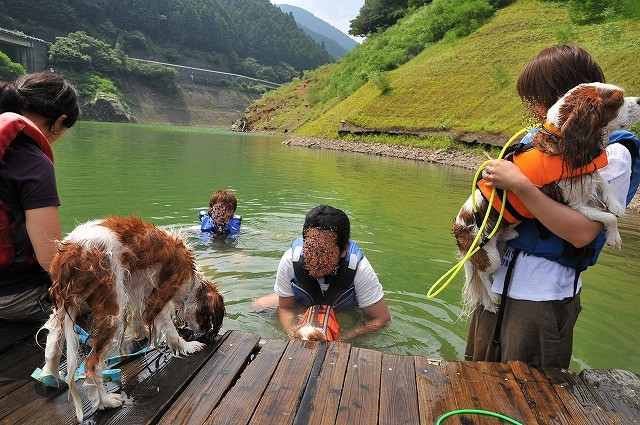 2009.8.29(名栗湖カヌー体験) 286
