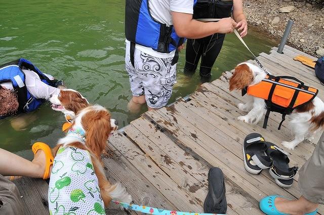 2009.8.29(名栗湖カヌー体験) 028