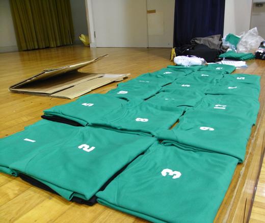 RBC東京Tシャツ