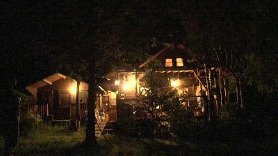 超いい雰囲気な別荘