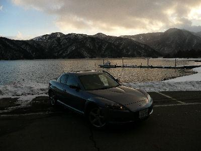SE3Pと中禅寺湖