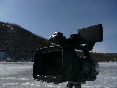 HVR-Z5Jと赤城大沼