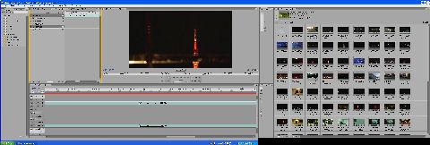 プレミアCS3の画面例