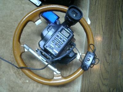HVR-Z5と自作FIG RIG