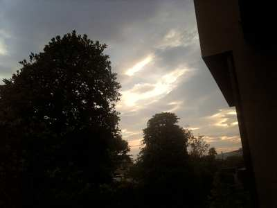 梅雨の夕焼け09