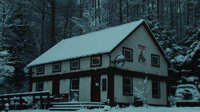 雪のブルアンドベア