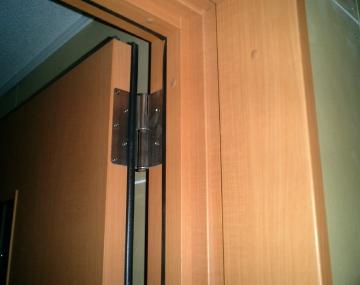 防音ドア2