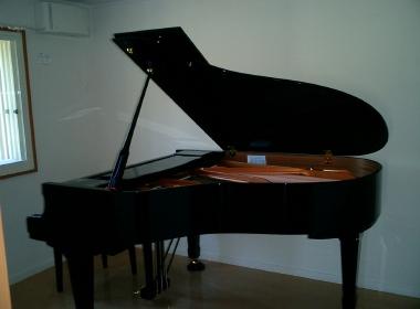 ピアノ設置