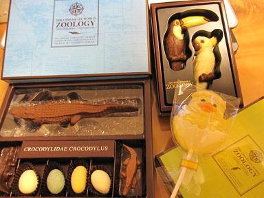 チョコレート大集合!