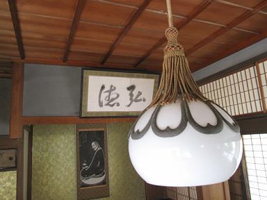 ランプが素敵♪