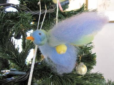 幸せの青い鳥♪