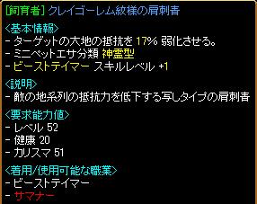 テイマ記録03