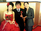 081123Happy wedding