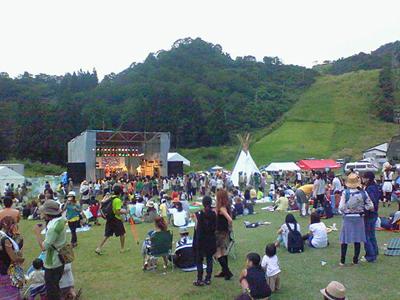 sawagosa2009会場