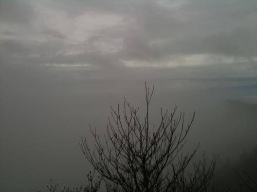 赤城山登山(天気)