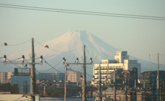 富士山2009元旦