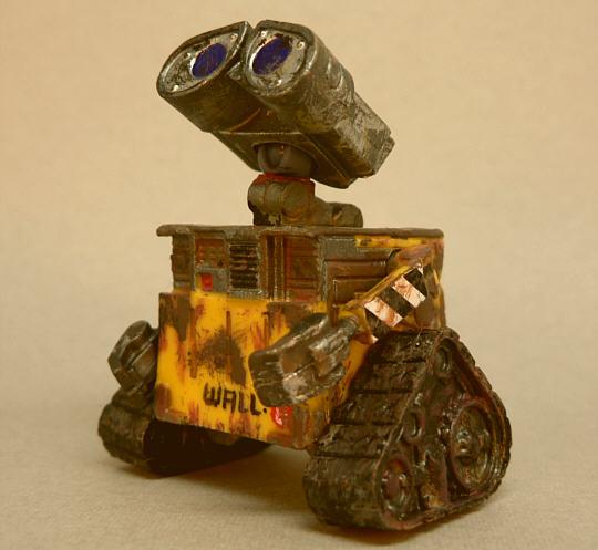 WALL・Eその1