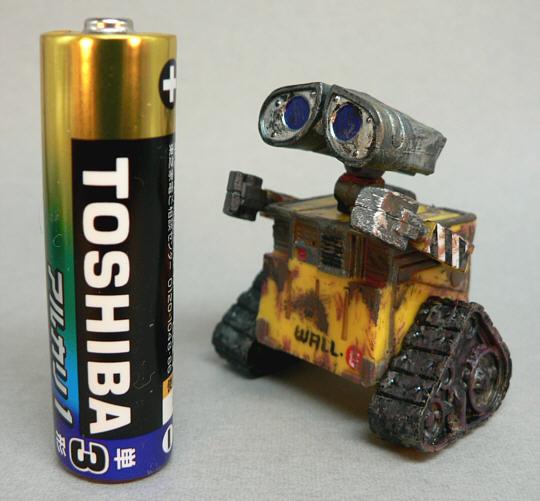 WALL・Eその3