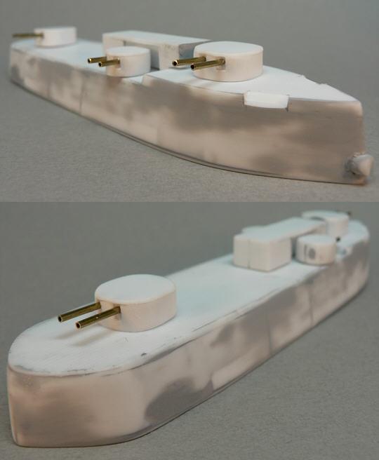 戦艦(艦体その4)
