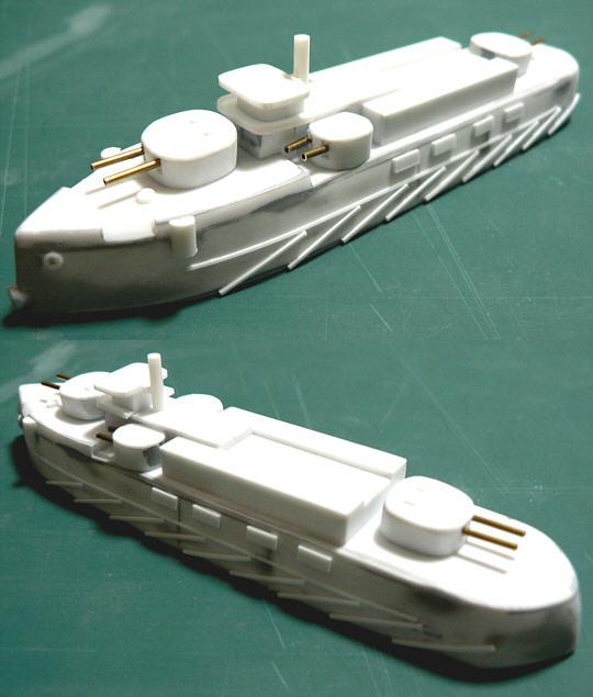 戦艦(艦体その6)