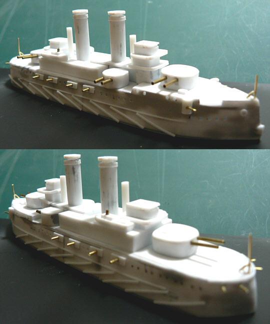 戦艦(艦体その7)