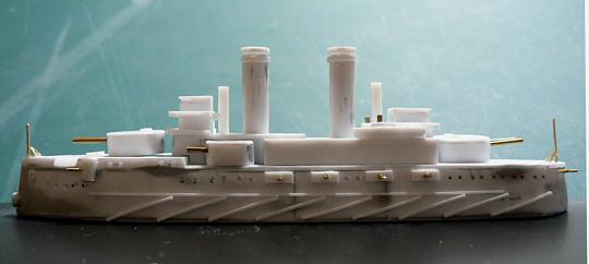 戦艦(艦体その8)