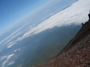 雲の絨毯2