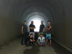 普寛トンネルでキメ