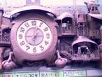 からくり時計@日本テレビタワー